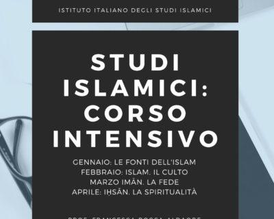 Corso intensivo di Studi Islamici